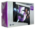Babylon 5 - The Complete Television Series (Seasons 1-5)