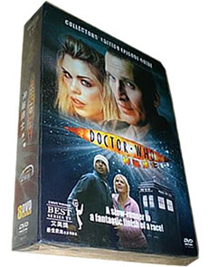 Doctor Who: The Complete Series 1 - 10