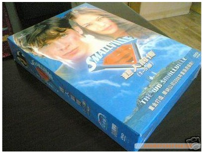 Smallville - The Complete Seasons 1-10
