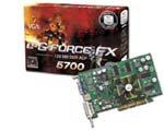 GeForce FX5700 128MB DDR TV/DV ... only $164.02