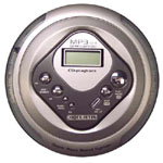 Curtis CDMP366 Personal MP3 CD Player ... only $39.97