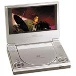 Audiovox D1708 PORTABLE DVD/CD PLAYER ... only $232.83