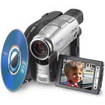 Sony DCRDVD201 DVD HandyCam Camcorder ... only $838.08