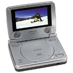 Audiovox VBP58 Portable DVD Player with 5.8